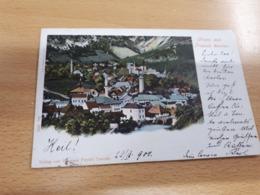 Postcard - Bosnia, Travnik      (28173) - Bosnia And Herzegovina