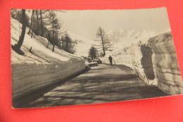 VCO Sempione La Strada In Inverno + Auto NV - Italia