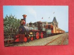 Disneyland Santa Fe  Passenger Train  > Ref 3631 - Disneyland