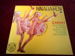 NINA HAGEN  ° ZARAH - 45 Rpm - Maxi-Single