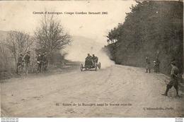 Circuit D'Auvergne Coupe Gordon Bennett 1905 Route De La Baraque Sous La Roche Percée - Autres
