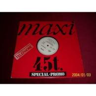 TELEPHONE  °  LE JOUR S'EST LEVE   °°   PROMO - 45 Rpm - Maxi-Single