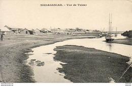 MADAGASCAR  Vue De TULEAR - Madagascar