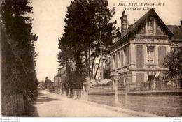 D76  ROLLEVILLE  Entrée Du Village  ................ - Frankreich