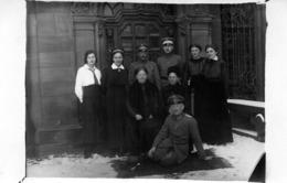 Landonvillers Infirmieres Propriétaire Militaires Du Château De Landenweiler -château De Landonvillers 1916 - Metz