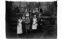 Landonvillers Propriétaire Militaires Du Château De Landenweiler -château De Landonvillers 1916 - Metz
