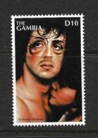 GAMBIE 1996 S.STALLONE-ROCKY  YVERT N°2179 NEUF MNH** - Acteurs