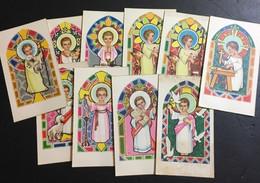 10 Estampas Religiosas - Religion & Esotericism
