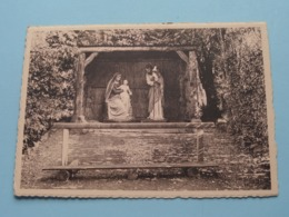 BEFVE Maison De La Sainte Famille / Filles De La Croix > Coin De Parc ( Thill ) Anno 19?? ( Zie / Voir Photo ) ! - Thimister-Clermont