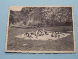 """Oeuvre Nationale De L'Enfance """" Colonie """" Le Bois D'Anchin """" GHLIN ( Thill ) Anno 1954 ( Zie / Voir Photo ) ! - Mons"""
