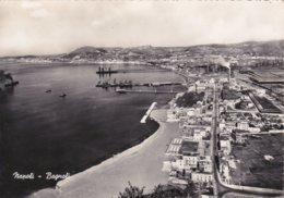 BAGNOLI - NAPOLI - PANORAMA ZONA INDUSTRIALE E PORTO - Napoli (Nepel)