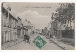 ° 77 ° VILLIERS SAINT GEORGES ° RUE DE PROVINS ° - Villiers Saint Georges