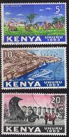 KENIA KENYA [1963] MiNr 0001 Ex ( O/used ) [01] - Kenya (1963-...)