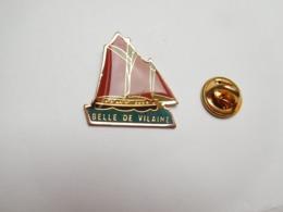 Beau Pin's , Marine Bateau Voilier , Belle De Vilaine , Chaloupe De Billiers , Morbihan - Barcos