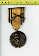 M C - Medaille Commemorative 1940 1945 - Herinneringsmedaille - Belgien