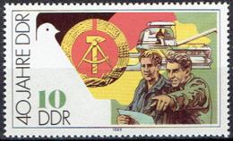 GERMANY # DDR FROM 1989   STAMPWORLD 3022** - [6] République Démocratique