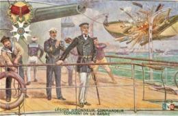 Rare Cpa Magnifique Illustration La Légion D'honneur Commandeur  Comment On La Gagne - 1914-18