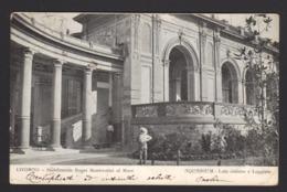 18703 Livorno - Stabilimento Bagni Montecatini Al Mare - Aquarium, Lato Sinistro E Loggiato F - Livorno
