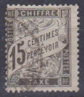 FRANCE  Taxe 1881:  Le Y&T 16, Oblitéré - 1859-1955 Oblitérés