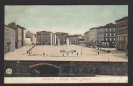 18711 Livorno - Piazza Carlo Alberto F - Livorno