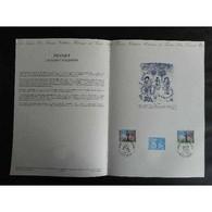 Document Officiel La Poste - Peynet. La Saint Valentin - Postdokumente