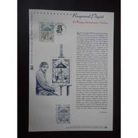 Document Officiel La Poste - Raymont Peynet - Le Kiosque Des Amoureux - Valence - Postdokumente