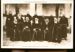 BEYROUTH MISSIONNAIRES - Syrie