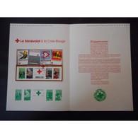 Document Officiel La Poste - Croix-rouge Française 2011 - Documents Of Postal Services