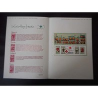 Document Officiel La Poste - Croix-Rouge Française 2012 - Documents Of Postal Services