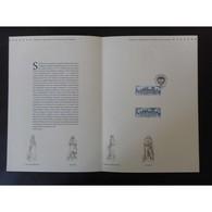 Document Officiel La Poste - Salon Philatélique De Printemps 2015 - Postdokumente