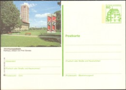 BRD 1979 Bildpostkarte P129 Von Kornwestheim - [7] Federal Republic