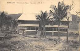 Congo Belge - Matadi - Habitation De L'Agent Transitaire De L'A.E.F. - Belgisch-Congo - Varia