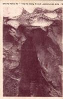 CPA Baie De Plogoff La Grotte Du Loch - Plogoff