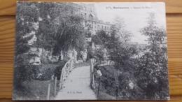 CPA MONTMARTRE - Parcs, Jardins