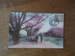 CHERRY BLOSSOM AT KOGANEI 1911 CACHET YOKOHAMA 10 9 11 JAPAN - Autres