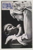 India  1980  Mother Teresaa  Nagpur  First Day Card  #  21809 D  Indien Inde - Mutter Teresa