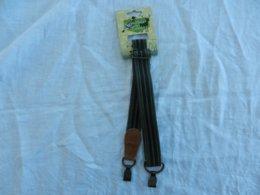 Bretelle élastiquee Pour Fusil Ou Carabine De Chasse Attache Rapide - Sports