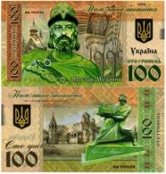 Ukraine - 100 Hryven 2019 UNC Yaroslav Wise Polymer Lemberg-Zp - Ucrania
