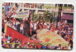 TK 11191 CAYMAN ISLANDS - 13CCID... Pirates' Week - Isole Caiman
