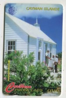 TK 11192 CAYMAN ISLANDS - 163CCIB... Little Cayman Baptist Church - Kaimaninseln (Cayman I.)