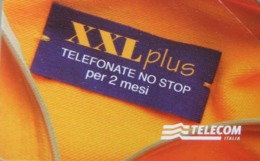 NUOVA --2124- TELECOM ITALIA- -XXL PLUS DA E.10,00- - Italia