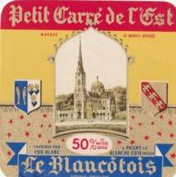 Rare étiquette De Fromage  Petit Carré De L'est - Fromage