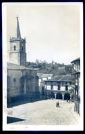 Cpa D' Espagne Comillas Place Du Généralissime JM40 - Cantabria (Santander)