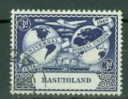 Basutoland: 1949   U.P.U.  SG39    3d   Used - Basutoland (1933-1966)