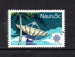 Nauru   -  1983.  Parabola. MNH - Telecom