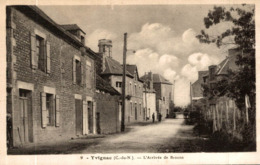YVRIGNAC L'ARRIVEE DE BROONS - Otros Municipios