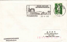 FRANCE - 1992 - Pommiers - Son Vignoble Beaujolais - Francia
