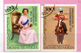 HAUTE VOLTA OB  N° 463/64 - Haute-Volta (1958-1984)