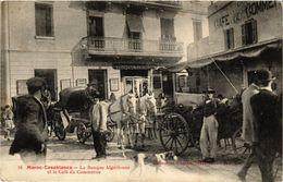 CPA MAROC CASABLANCA - La Banque Algérienne (213424) - Casablanca