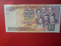 GHANA 10.000 CEDIS 2003 CIRCULER(B.4) - Ghana